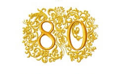 Our 80th Anniversary Year