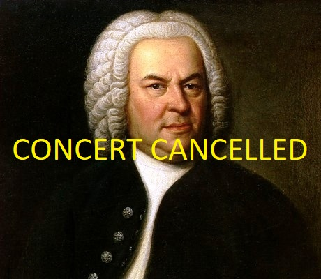 CONCERT CANCELLED